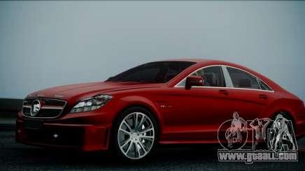 Mercedes-Benz CLS 63 BRABUS for GTA San Andreas