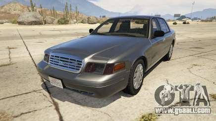 Ford Crown Victoria Detective for GTA 5