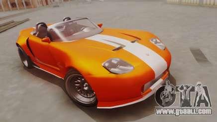 GTA 5 Bravado Banshee 900R for GTA San Andreas