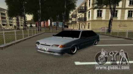 VAZ 2114 Brodyaga for GTA San Andreas