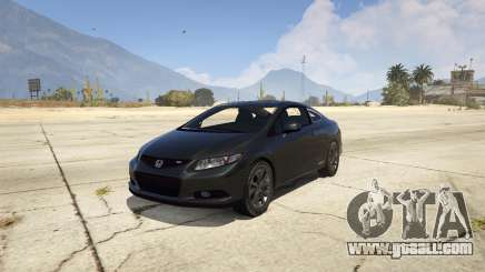 Honda Civic SI for GTA 5