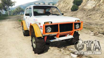 VAZ-2121 [off-road] for GTA 5