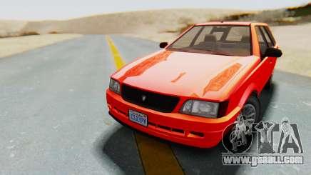 GTA 5 Vulcar Ingot IVF for GTA San Andreas