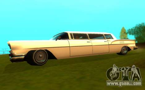 Tornado Limousine for GTA San Andreas