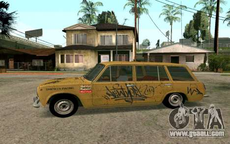 VAZ 2102 BK for GTA San Andreas right view