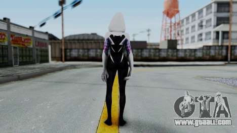 Marvel Future Fight Spider Gwen v1 for GTA San Andreas third screenshot