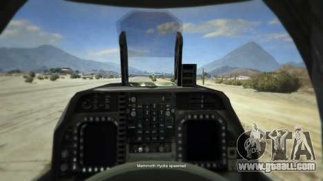 McDonnell Douglas AV-8B Harrier II for GTA 5