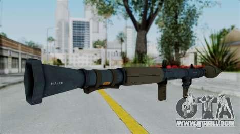 GTA 5 RPG for GTA San Andreas second screenshot