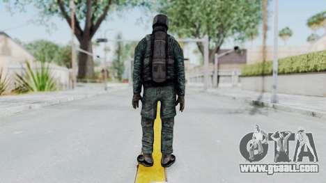 Counter Strike Source Custom Urban Model for GTA San Andreas third screenshot