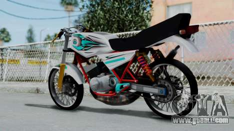 RX- King Putih for GTA San Andreas left view