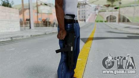 GTA 5 SMG for GTA San Andreas third screenshot