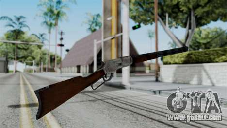 No More Room in Hell - Winchester 1892 for GTA San Andreas second screenshot