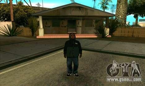 BALLAS1 for GTA San Andreas