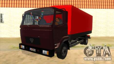 1991 TAM 130 T11 for GTA San Andreas