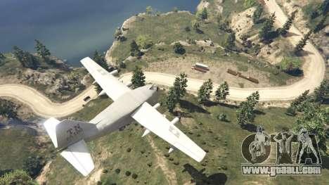 GTA 5 Amphibious Plane eighth screenshot