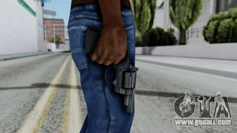 Vice City Beta Shorter Colt Python for GTA San Andreas third screenshot