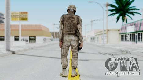 Crysis 2 US Soldier 9 Bodygroup A for GTA San Andreas third screenshot