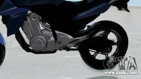 Honda CB300R for GTA San Andreas right view