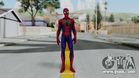 Marvel Future Fight Spider Man All New v2 for GTA San Andreas second screenshot