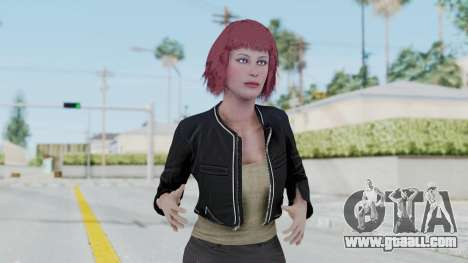 Assassins Creed 4 Melaine Lemay for GTA San Andreas