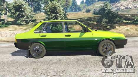 VAZ-21099 for GTA 5