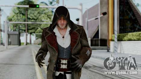 Jacob Frye - Assassins Creed Syndicate for GTA San Andreas
