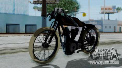 Indian 1907 for GTA San Andreas