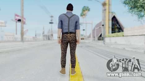 Skin Random 2 from GTA 5 Online for GTA San Andreas third screenshot
