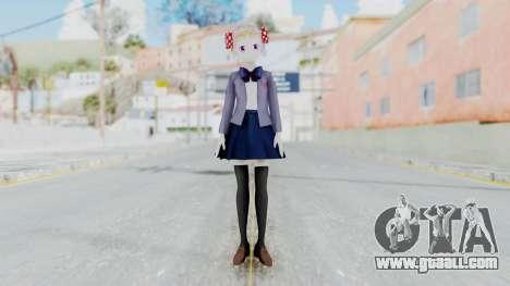 Sakura Chiyo (Gekkan Shoujo) for GTA San Andreas second screenshot