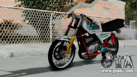 RX- King Putih for GTA San Andreas