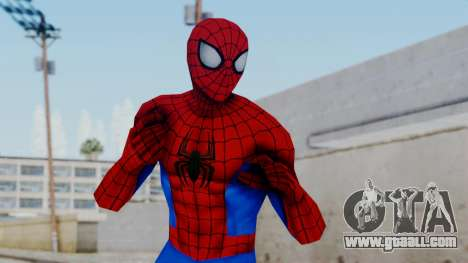 Marvel Future Fight Spider Man Classic v2 for GTA San Andreas