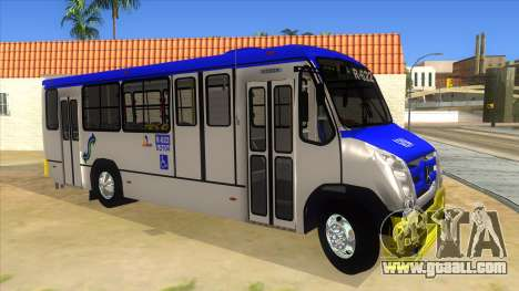 CAMION R622 for GTA San Andreas right view