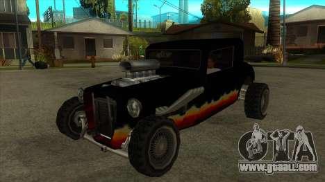 Diablos Hotknife for GTA San Andreas
