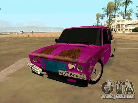 VAZ 2106 Tyumen for GTA San Andreas