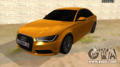 Audi A6 2012 for GTA San Andreas