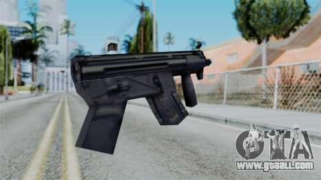 Vice City Beta MP5-K for GTA San Andreas second screenshot