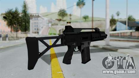 GTA 5 Special Carbine - Misterix 4 Weapons for GTA San Andreas second screenshot