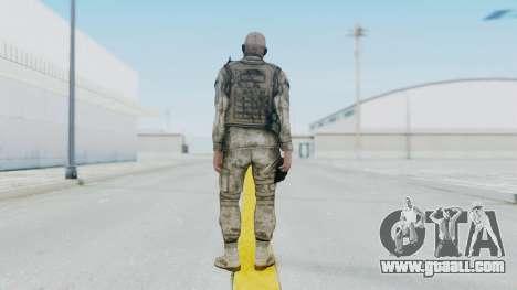 Crysis 2 US Soldier FaceB2 Bodygroup A for GTA San Andreas third screenshot