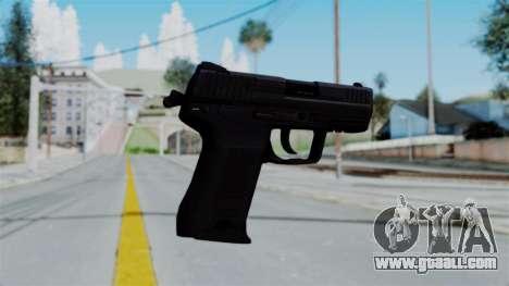 HK45 Black for GTA San Andreas second screenshot
