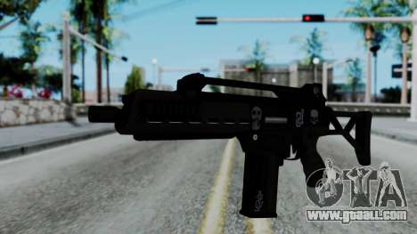 G36k from GTA 5 for GTA San Andreas