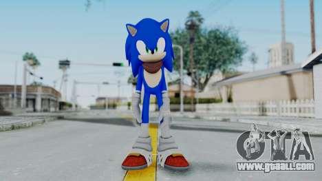 Sonic Boom for GTA San Andreas second screenshot