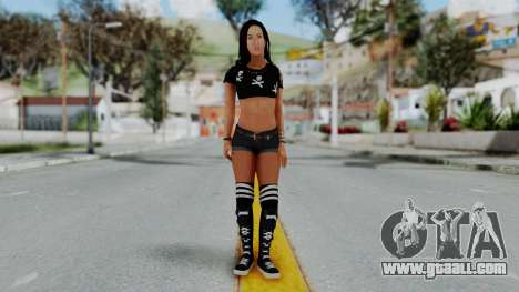 AJLEE for GTA San Andreas second screenshot