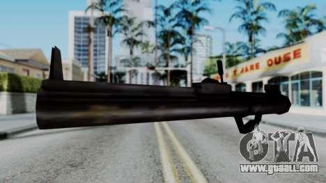 GTA 3 Rocket Launcher for GTA San Andreas second screenshot