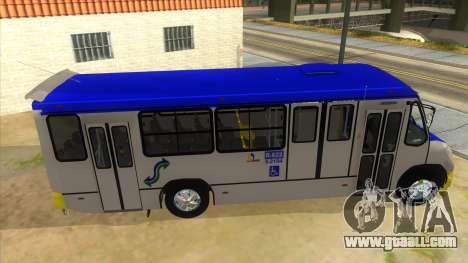 CAMION R622 for GTA San Andreas side view