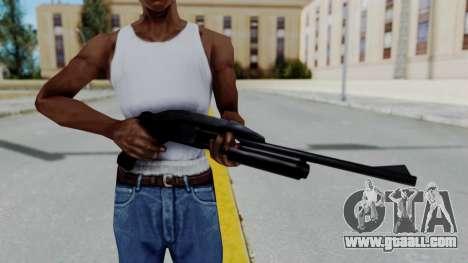 GTA 3 Shotgun for GTA San Andreas third screenshot
