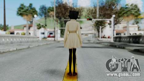 Sword Art Online - Shino Asada for GTA San Andreas third screenshot