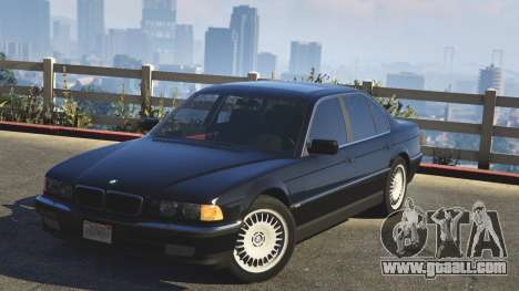 BMW 750i (e38) for GTA 5