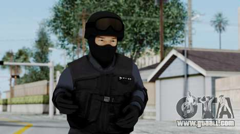 S.W.A.T v3 for GTA San Andreas