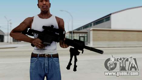 McMillan CS5 for GTA San Andreas third screenshot