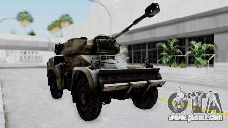Panhard AML-90 for GTA San Andreas